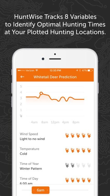 HuntWise app image