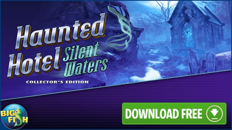 Haunted Hotel: Silent Waters - Hidden Objects screenshot-4