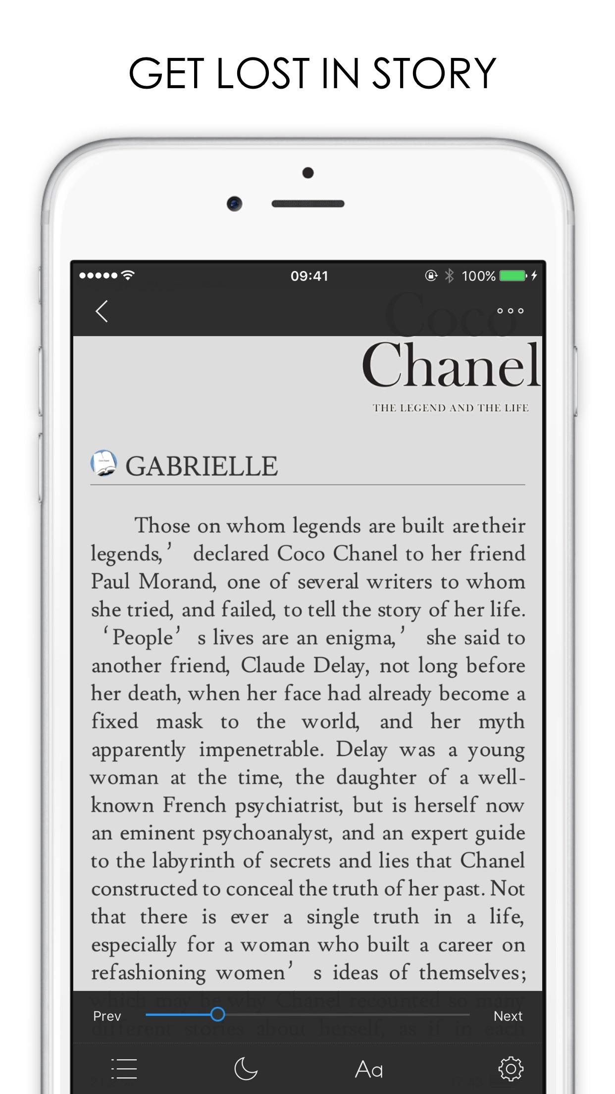 iReader-your hand-held library Screenshot