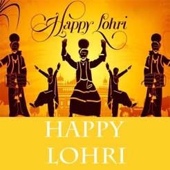 Happy lohri greetings and messages on the app store happy lohri greetings and messages 4 m4hsunfo