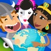 History for Kids: All Civilizations Learning Games