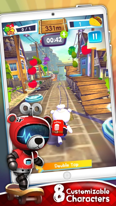 Screenshot from Delivery Bear