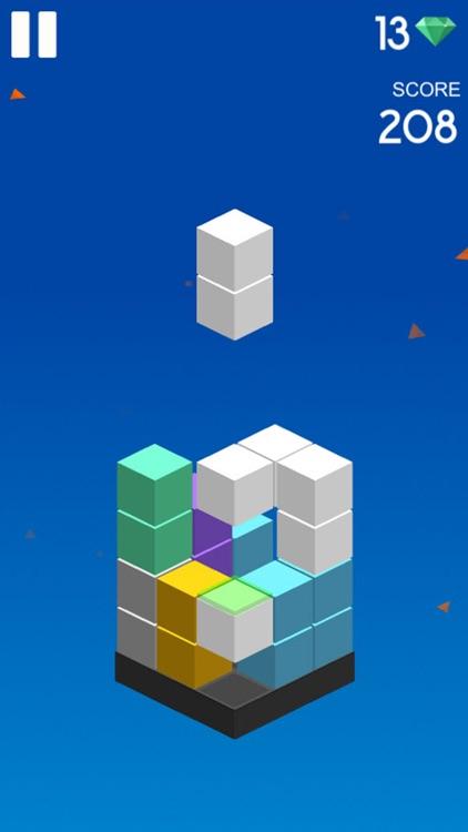 Cube - 3D Block Classic Games screenshot-3