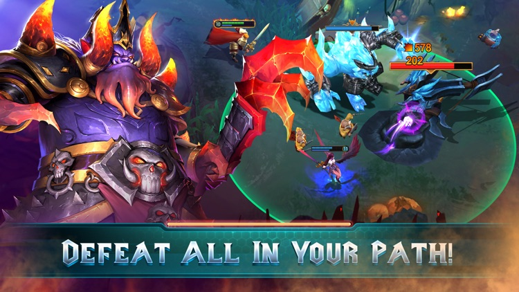 MOBA Legends screenshot-4