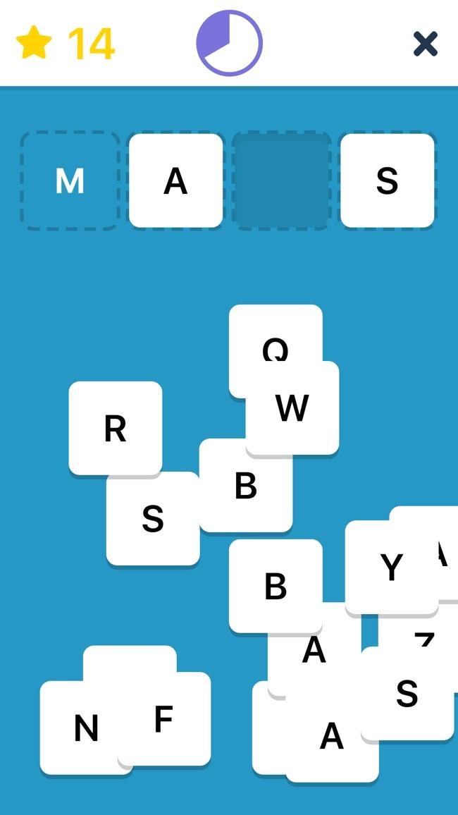 Wordid - Word Game Screenshot