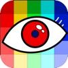 見やすい色の組合せ作成 - Color Suggest - iPhoneアプリ