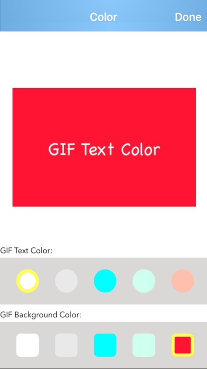 GIF Viewer - Create, Preview and Share GIFs screenshot-3