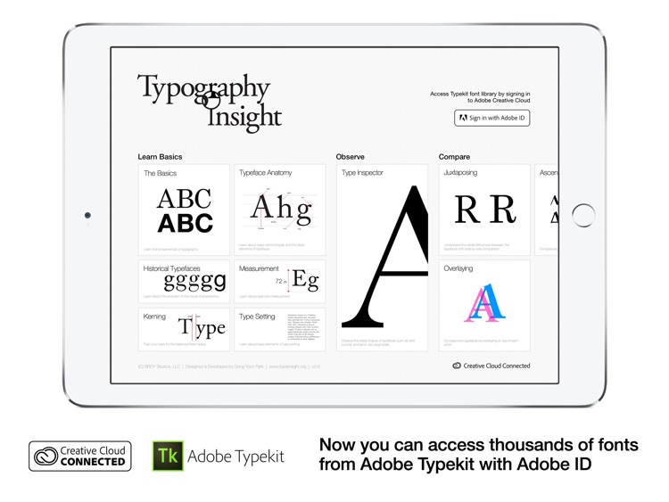 Typography Insight screenshot-0