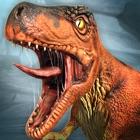 侏罗纪 恐龙 动物 模拟 游戏 免费 icon