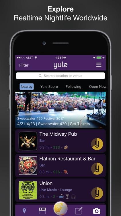 Yule Nightlife Explore Bars Nightclubs & Events