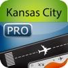 Kansas City Airport Pro (MCI) + Flight Tracker