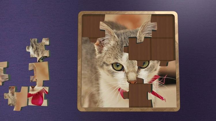 Super Jigsaws Kittens screenshot-3