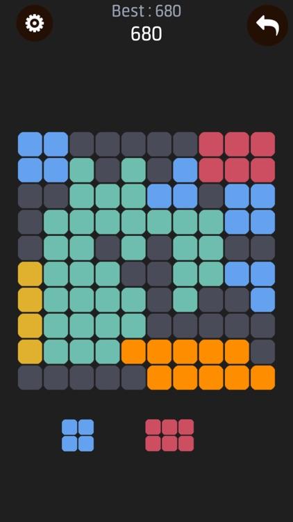 Hex Block Puzzle screenshot-4
