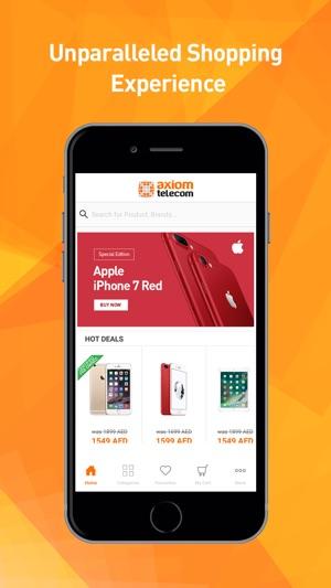 Axiom Telecom on the App Store