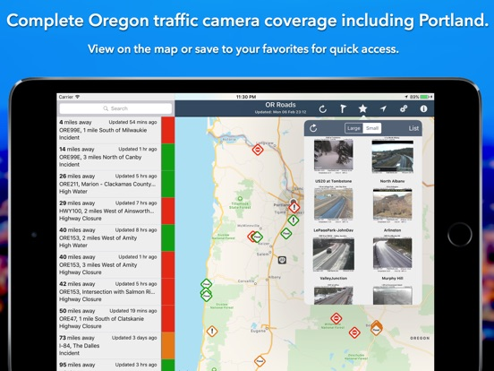 Oregon Roads Traffic App Price Drops