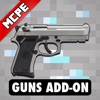 GUNS ADD-ON for Minecraft Pocket Edition MCPE Reviews