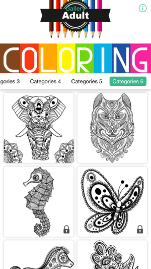 Owl Floral Coloring Book For Adult Relaxation Game On The App Store