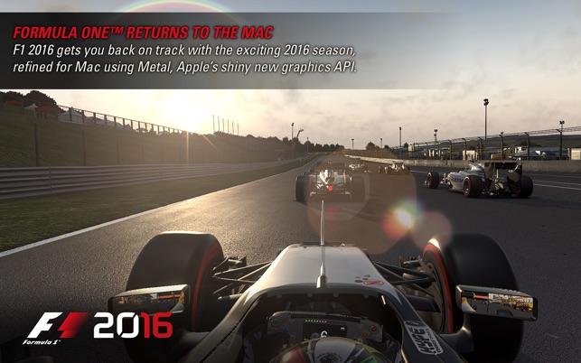 f1 game mac free download