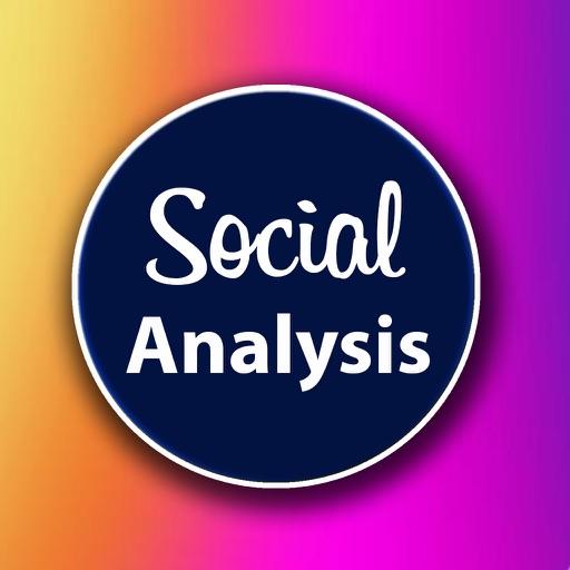 Social Stalker Pro for Facebook and Instagram Apps app logo