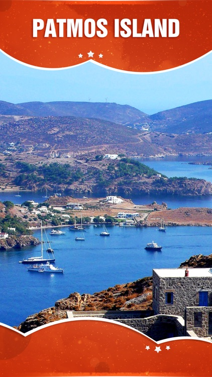 Patmos Island Travel Guide screenshot-0