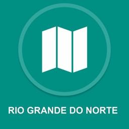 Rio Grande do Norte : Offline GPS Navigation