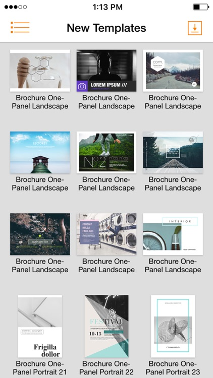 Templates for Pages Edition screenshot-4