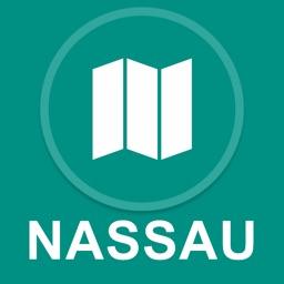 Nassau, Bahamas : Offline GPS Navigation