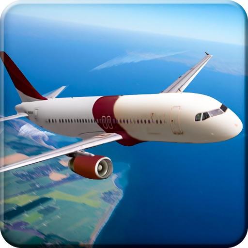 Реальный самолет пилот-симулятор полета - игры бес