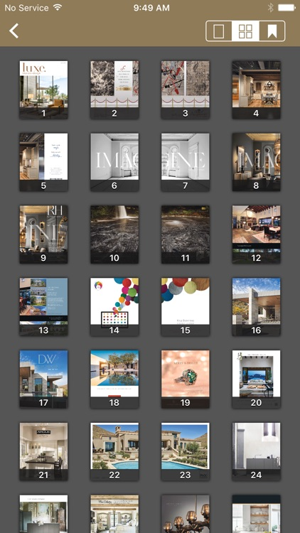 Luxe Interiors + Design Magazine screenshot-3