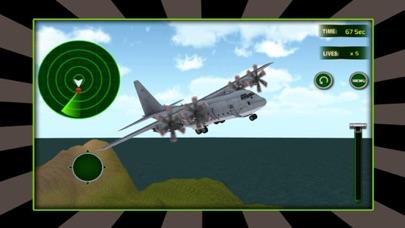 Piloto de aviones de carga de tractores 3DCaptura de pantalla de4