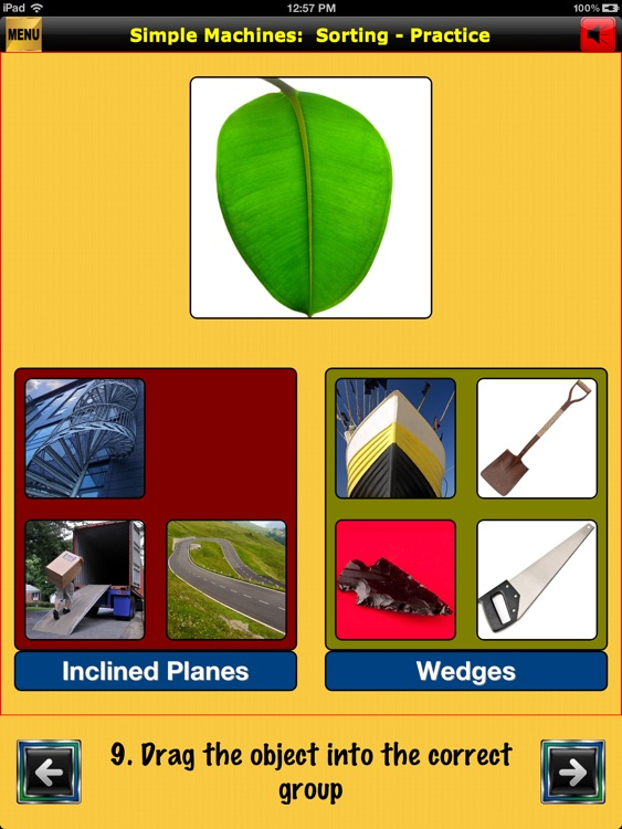 easyLearn Simple Machines | Physical Science HD screenshot-3