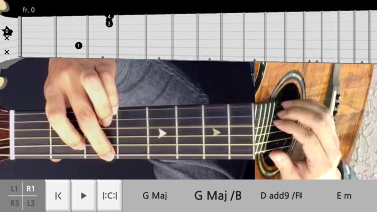 Chord Player - for 90s Hits screenshot-3