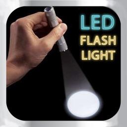 LED Flash Light Mania Free - Torch Flashlight app