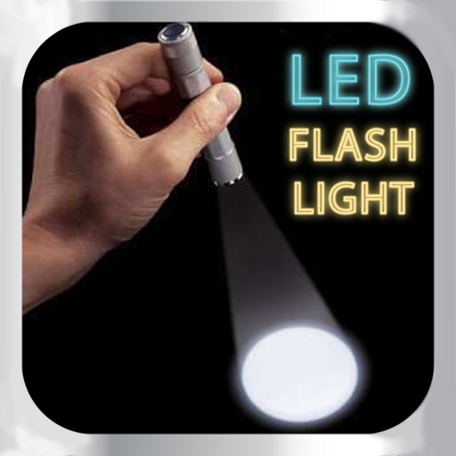 LED Flash Light Mania Free - Torch Flashlight app