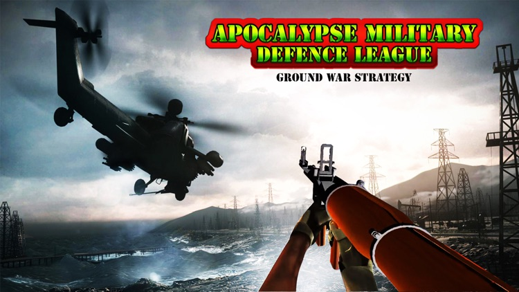 Apocalypse Military Defence League Ground War Free