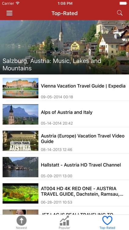 Austria News in English & Austrian Radio screenshot-4