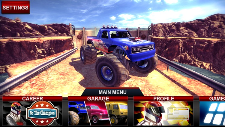 Offroad Legends screenshot-0