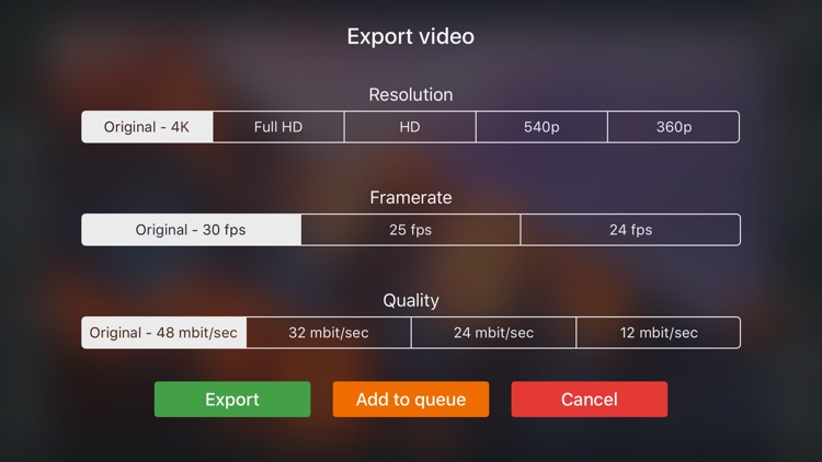 VideoGrade - Color Editor for HD Video and Photos screenshot-3