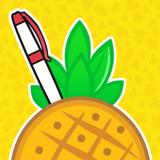 Shoot a Pineapple Apple Pen - Endless Arcade