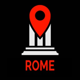 Rome Travel Guide Monument Tracker - Offline map