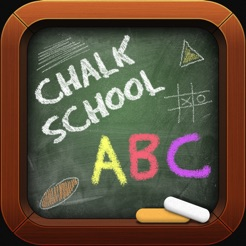 Chalk School: Alphabet Order - ABCs