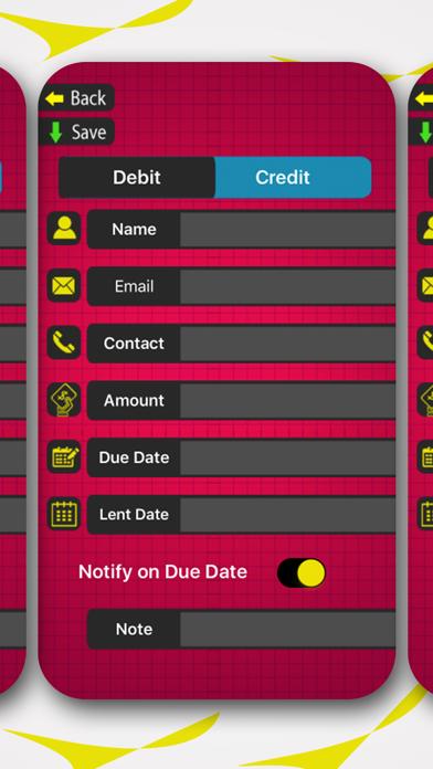 Debit Credit - Account Manager-2