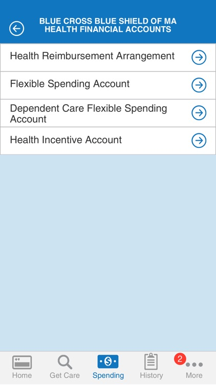 Blue Cross Blue Shield of MA MyBlue Member App screenshot-3