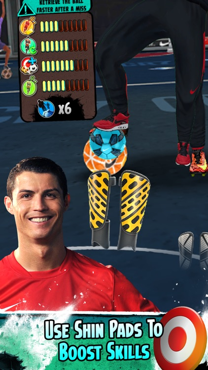 Cristiano Ronaldo: Kick'n'Run screenshot-4