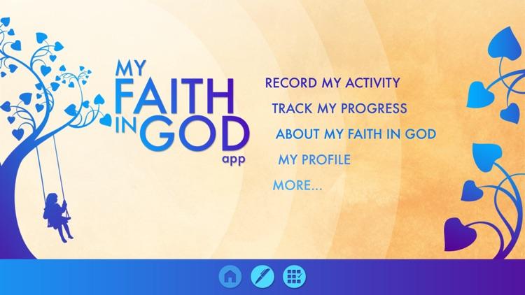 My Faith In God App