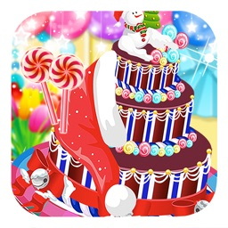 Girly Games-Imitate to make a cake
