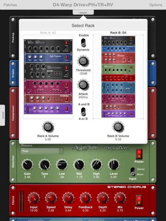 StompBox Band screenshot-3