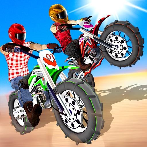 Dirt Bike Drag Racing