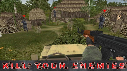 Frontline Shooter Warfare - Anti Terrorist Games screenshot 3