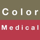 Color Medical idioms in English icon